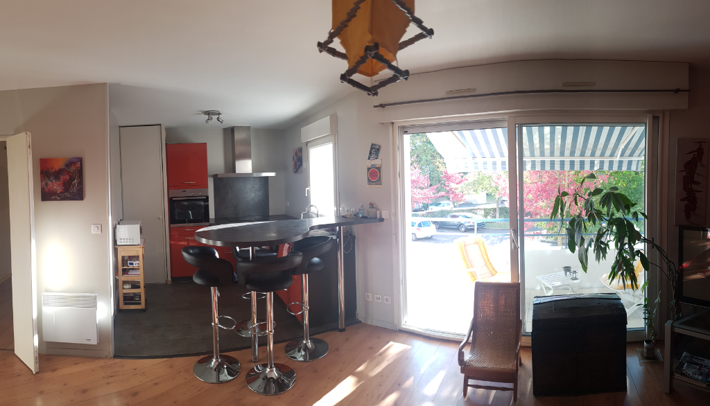 Appartement Orvault PetitChantilly 3/10